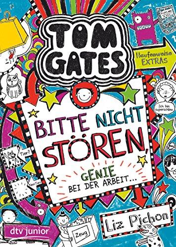 Tom Gates, Bd. 8: Bitte nicht stören, Genie bei der Arbeit (Musik-toms)