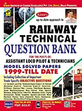 Kiran's Railway Technical Question Bank (1999 - till Date) 2130