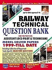 Kiran's Railway Technical Question Bank (1999 - till Date) 2130
