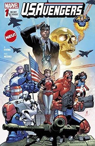U.S.Avengers: Bd. 1: Helden, Spione und Eichhörnchen