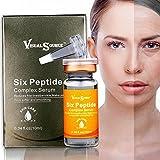 Best Anti Aging Peptides - Six Peptides Serum Anti-aging, Natural & Organic Anti Review