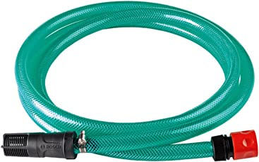 Bosch F016800421 Self Priming Suction Hose (Green)