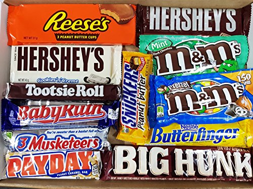 American Chocolate Bar Bestseller Large Gift Box