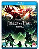 Attack on Titan - Season 02 [Blu-ray] [UK Import]