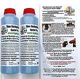 500ml Düsenreiniger für alle Tintenstrahldrucker von Epson, Brother, Canon, Lexmark, HP, Oki, Olivetti, Philips, Sharp, u.a. Für die professionelle Düsen Reinigung