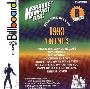 Billboard 1993 Vol.2