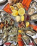 Der Geschmack Europas: Ein Journal mit Rezepten. Weitere Stationen