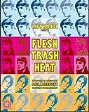 Flesh / Trash / Heat [DVD]