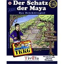 TKKG 3: Der Schatz der Maya