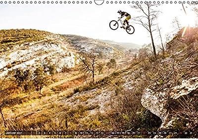 Mountain Bike 2017 by Stef. Candé (Wandkalender 2017 DIN A3 quer): Einige der besten Mountainbike-Action-Fotos von Stef. Candé! (Monatskalender, 14 Seiten ) (CALVENDO Sport)