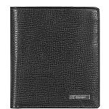 Esquire Boston Porte-monnaie cuir 11 cm noir