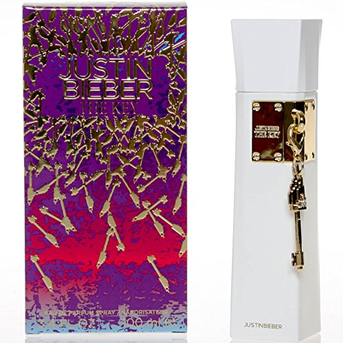 Justin Bieber Eau de Parfum Spray Key 3.4 Ounce