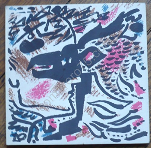 Galerie Louise Leiris, 19 avril-18 mai 1968... André Masson : Peintures récentes et suite des douze dessins d'une autobiographie mythique