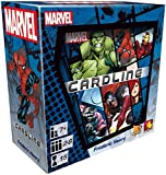 Asmodee - CARMAR01 - Cardline Marvel - Jeu de Cartes