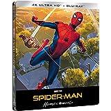 Spider-Man: Homecoming (4K UHD + BD Extras) (Edición Especial Metal) (Con Comic) - Exclusiva Amazon