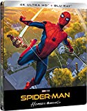 Spider-Man: Homecoming (4K UHD + BD Extras) (Edición Especial Metal) (Con Comic) - Exclusiva Amazon [Blu-ray]