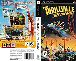 Thrillville: Off the Rails (PSP) [import anglais]