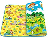 Glive's Baby Floor Mat Waterproof, Anti Skid, Double Sided Play And Crawl Mat (120 X 180 CM)