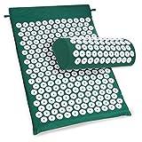 Set per agopressione salute massagio ridurre stress di vita 38x62cm tappeto Tappetino agopressione