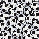 Fußball Stoff-0,5Meter-TT119-Fußbälle