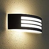 Biard Applique Murale Extérieure Métal Brossé Design Architect à LED Économique