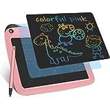 Enotepad Grafica Elettronica Portatile, Disegno colorato Digital eWriter 9 Pollici LCD Doodle Pad Tavoletta Grafica LCD per B