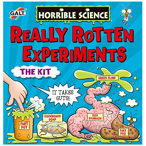 Galt Toys Horrible Science wirklich Rotten Experimente