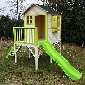 Maisonnette cottage sur pilotis ALOYA