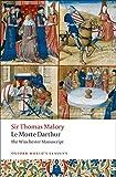 Le Morte Darthur The Winchester Manuscript (Oxford World's Classics)