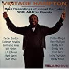 Vintage Hampton - Rare Recordings with All-Star Guests