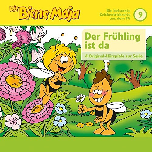 Die Biene Maja - Folge 9: Der Frühling ist da