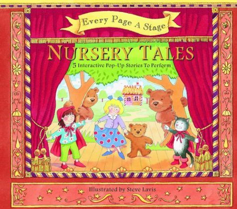 Nursery tales : 5 interactive pop-up stories to perform