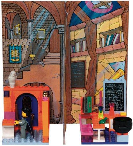 LEGO Harry Potter - Aula del Colegio Hogwarts