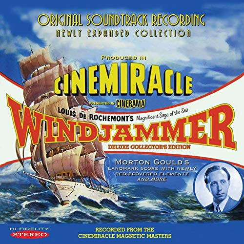 Windjammer: Original Soundtrack Recording, Newly Expanded Collection