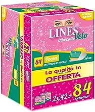 Lines Intervallo Velo plegado proteggislip-84piezas