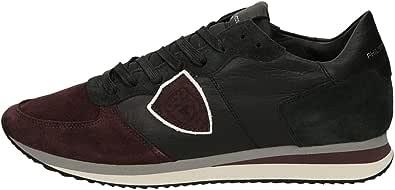 Philippe Model TZLU XV11 Sneakers Basse Uomo Nero