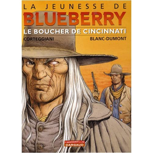 J de Blueberry - Boucher de Cincinatti T14