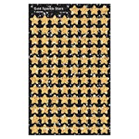 TREND enterprises, Inc. Gold Sparkle Stars superShapes Stickers-Sparkle, 400 ct