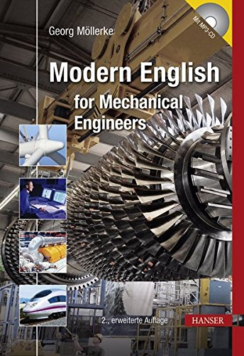 Modern English for Mechanical Engineers