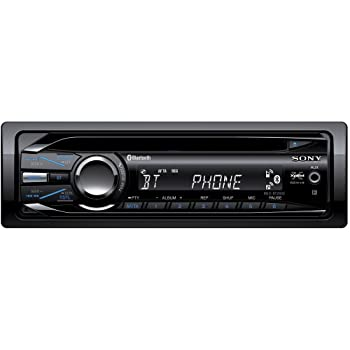 sony mex bt2800 bluetooth car stereo with front aux input amazon co rh amazon co uk Sony Xplod Wiring Harness sony xplod mex-bt2800 manual