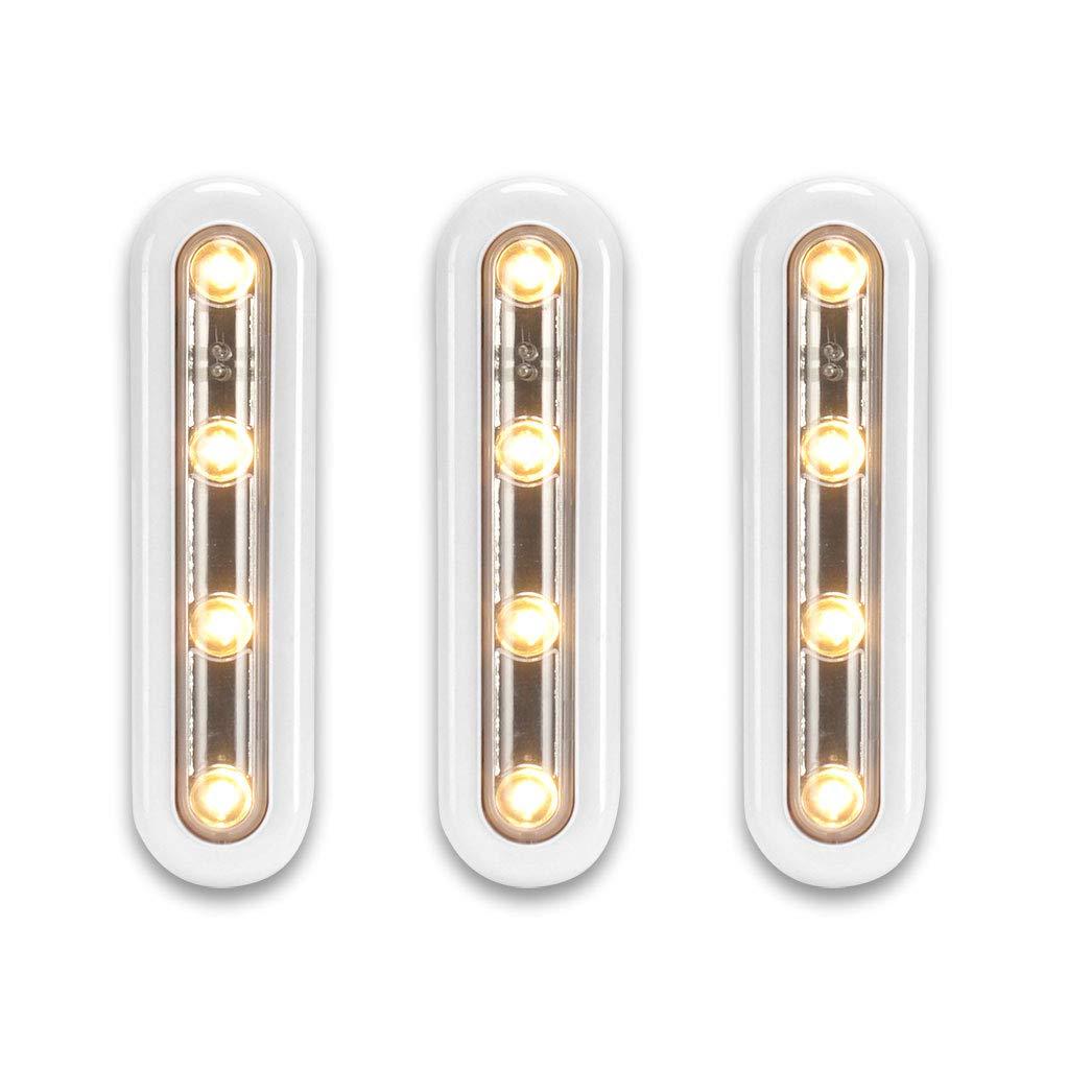 Tougo LED Unterbauleuchte Kabellose Schrankbeleuchtung mit ...
