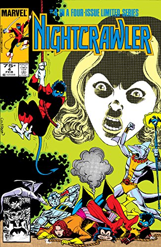The conclusion to Nightcrawler's standalone mini! A prisoner of Shagreen once more, Nightcrawler finds that his swashbuckling adventure has run its course. Luckily, Magik and Kitty Pryde arrive to rescue our hero…and the Bamfs too!