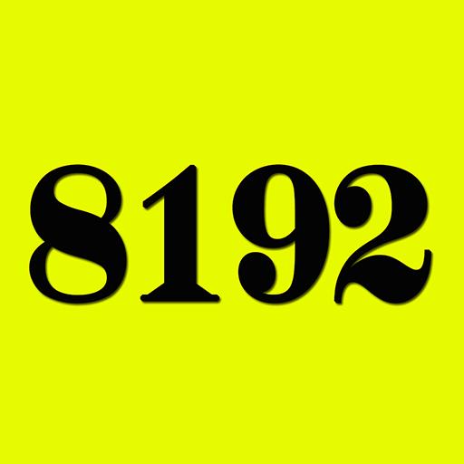 8192 - der größere Bruder von 2048