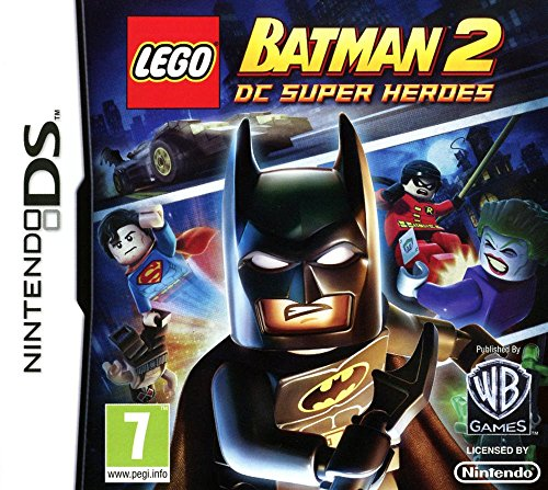 LEGO BATMAN 2 DC SUPERHEROS DS FR