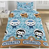 Octonauts Barnacles Single Duvet Quilt Cover OFFICIAL