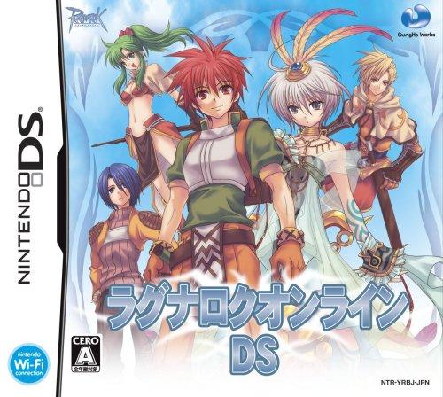 "With ""The World of Ragnarok Online"" Ragnarok Online DS (""PC version Ragnarok Online Items ticket"" included) Award this premium (japan import)"
