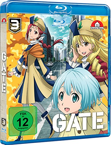 Gate - Vol. 3 [Blu-ray]