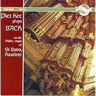 Kee, Piet: Bach Organ Works, Vol. 1
