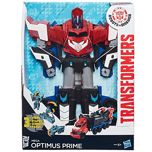 Hasbro Transformers B1564EU4 – Mega Optimus Prime, Actionfigur - 3