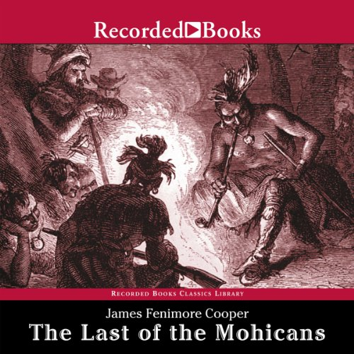 The Last of the Mohicans  Audiolibri